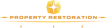 Gold Star Property Restoration logo