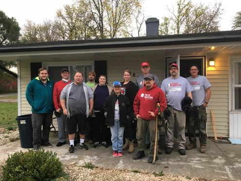 Gold Star Property Restoration - community involvement